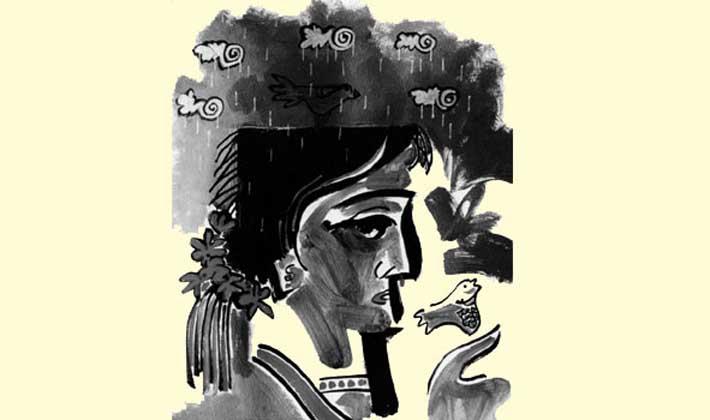 চিত্রকর্ম: কামরুল হাসান