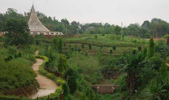 ভারত-বাংলাদেশ মৈত্রী উদ্যান, চোক্তাখোলা, ত্রিপুরা