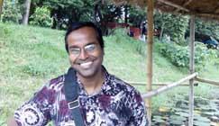 কথাসাহিত্যিক হামীম কামরুল হকের সঙ্গে কথোপকথন