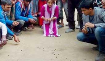 আগৈলঝাড়ায় দুশো ৪০ বছরের ঐতিহ্য মার্বেল মেলা
