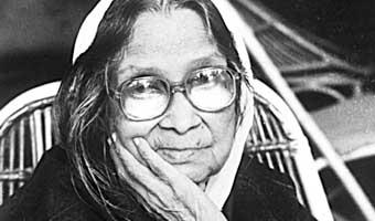 কবি সুফিয়া কামালের আজ ২০তম মৃত্যুদিন