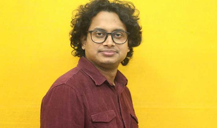 জাহিদ সোহাগ (আলোকচিত্রী: শাহাদাৎ পারভেজ)