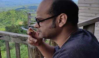 বইমেলায় আবু তাহের সরফরাজের উপন্যাস 'তৃষ্ণাকুমারী'