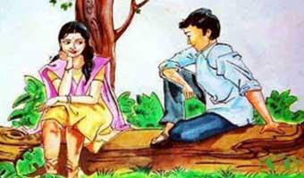 শিউলি আপু এবং রবীন্দ্রনাথের গল্প 'সমাপ্তি'