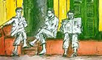 মাহমুদ শাওনের স্মৃতিগদ্য 'আমাদের আড্ডারঙা দিন'