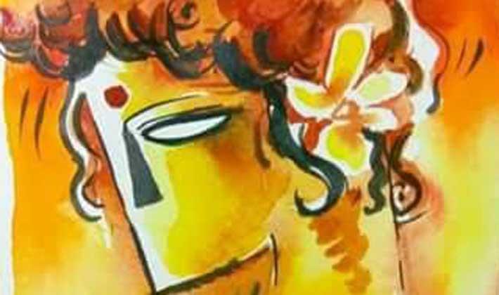অলঙ্করণ: দীপাঞ্জন সরকার