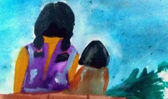 মারিয়া সালামের গল্প 'সিলিং ভূত মাদো'