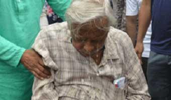 সমাবেশে হঠাৎ অসুস্থ, হাসপাতালে জাফরুল্লাহ