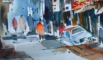 দেবদুলাল মুন্নার গল্প 'করোনা হলোকাস্ট'