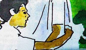 রাহমান চৌধুরীর স্মৃতিগদ্য 'জাতধর্ম'