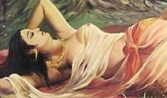 দেবলোকে যৌনজীবন মূলত রূপকধর্মী মানবীয় জগৎ