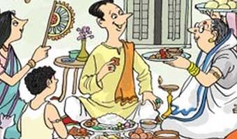 প্রভাতকুমার মুখোপাধ্যায়ের গল্প 'বলবান জামাতা'