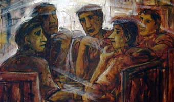 অমিতাভ পালের গদ্য 'বন্দি বায়োরোবট'