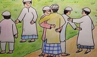 বিজ্ঞানময় ধর্মের মুসলিমরা ঈদের হিসাবটাই জানে না