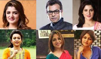 হারলেন শ্রাবন্তী, রুদ্রনীল, পায়েল, কৌশানীসহ তারকা প্রার্থীরা