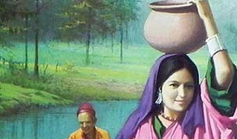 প্রমথনাথ বিশীর গল্প 'ধনেপাতা'