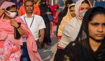 করোনা সংক্রমণে বাংলাদেশ এখন বিশ্বে ২৬তম