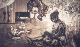 আত্মদীপের গল্প 'করাতের আর্তনাদ'